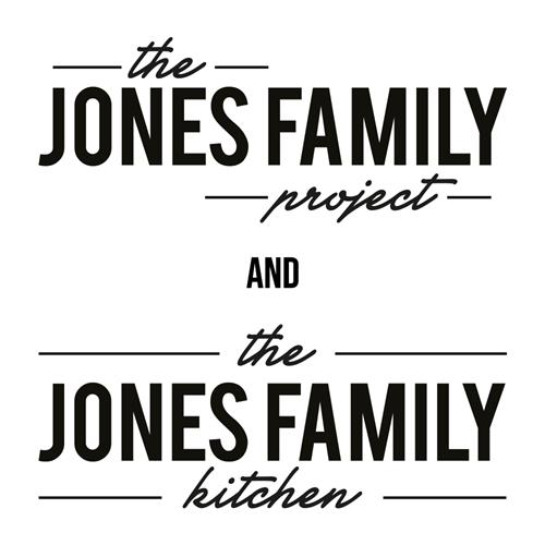 The Jones Family Project and The Jones Family Kitchen